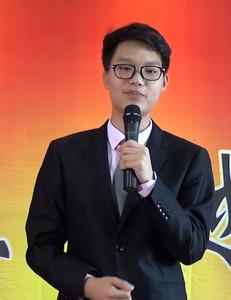 陈亮 就读高校:湖南财政经济学院 人生格言:只有不断找寻机会的人才会及时把握机会!
